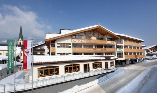 Um- und Zubau Hotel Kirchberger Hof