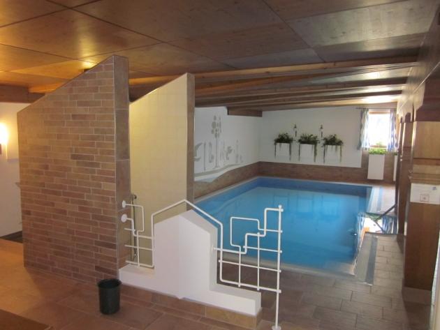 Schwimmbadsanierung Sporthotel Jakobwirt