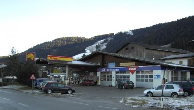 Tankstelle Siedler