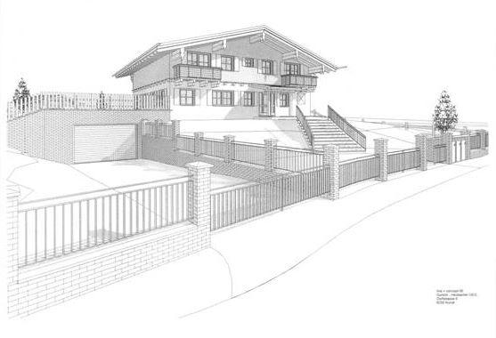 Einfamilienhaus Bichlalm