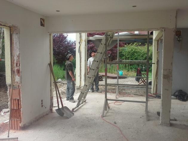 Umbau Einfamilienhaus Breitenbach
